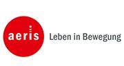"""Hier geht es zur Webpräsenz der """"aeris GmbH""""."""